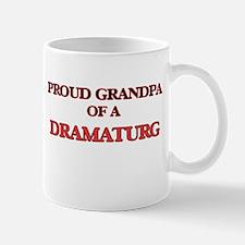 Proud Grandpa of a Dramaturg Mugs