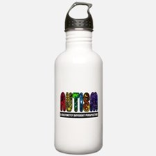 BEST Autism Design Water Bottle