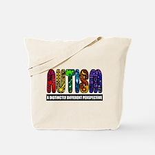 BEST Autism Design Tote Bag
