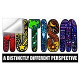 Autism awareness teacher Wall Decals