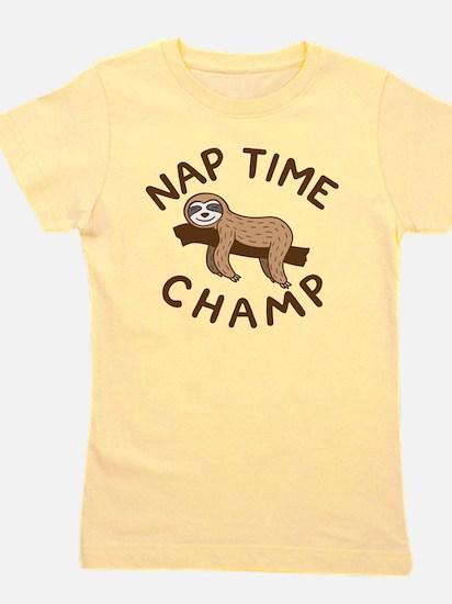 Nap Time Champ T-Shirt