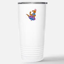 Winnie the Pooh Roo on Travel Mug