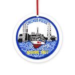 Chicago PD Marine Unit Ornament (Round)