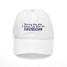 Dress Up Like An Electrician Baseball Cap
