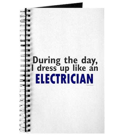 Dress Up Like An Electrician Journal