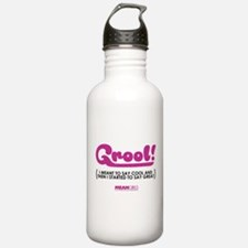 Grool! Water Bottle