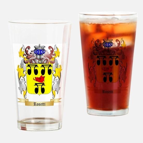Rosetti Drinking Glass