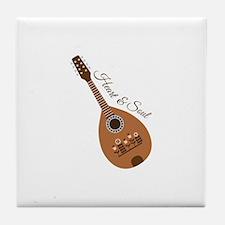 Heart & Soul Tile Coaster