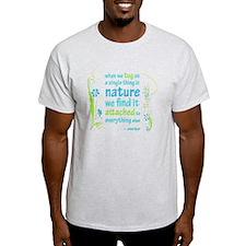 Nature Atttachmen T-Shirt