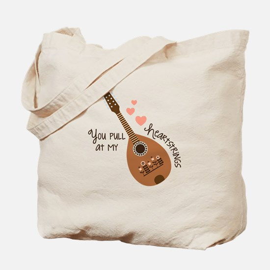 My Heartstrings Tote Bag
