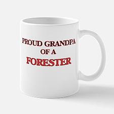 Proud Grandpa of a Forester Mugs