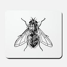 Peterm housefly Mousepad