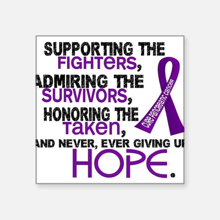 © Supporting Admiring 3.2 Pancreatic Cancer Shirt