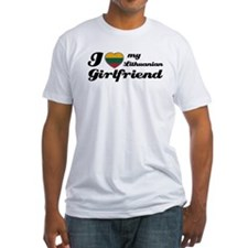 I love my Lithuanian Girlfriend Shirt