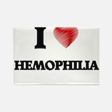 I love Hemophilia Magnets