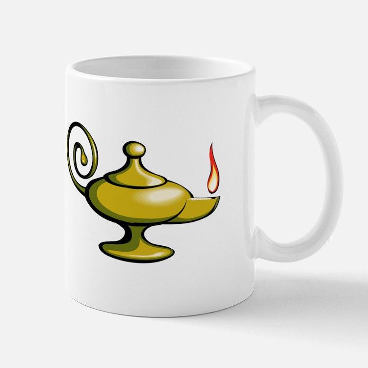 Alladin Lamp Mugs