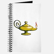 Alladin Lamp Journal