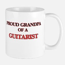 Proud Grandpa of a Guitarist Mugs