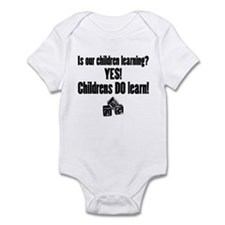 Childrens Do Learn Infant Bodysuit