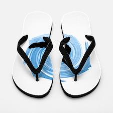 SNOWBOARD Flip Flops