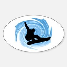 SNOWBOARD Decal