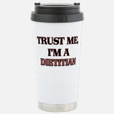 Cute Nutrition assessment Travel Mug