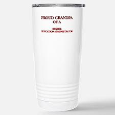 Proud Grandpa of a High Travel Mug