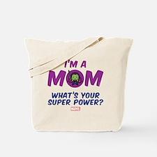 Marvel Mom Gamora Tote Bag