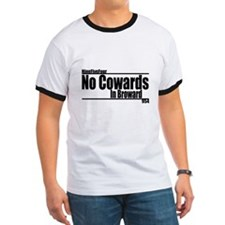No Cowards in Broward Tee
