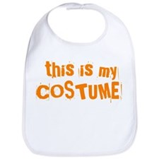 This is My Costume Bib