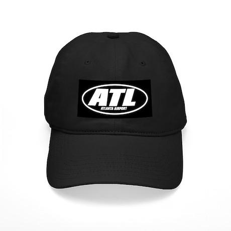 Atlanta Airport Black Cap