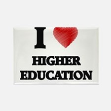 I love Higher Education Magnets