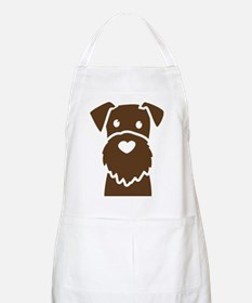 Cute Wire fox terrier Apron