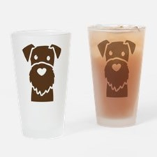 Cute Wire Drinking Glass