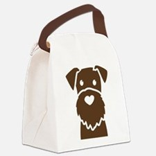 Cute Rescues Canvas Lunch Bag