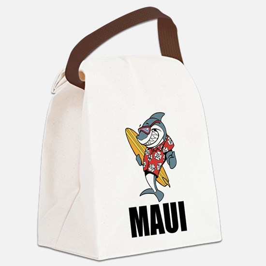 Maui Canvas Lunch Bag