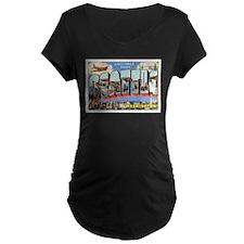 Seattle Postcard T-Shirt