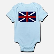 British Flag Body Suit