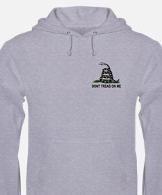 Don't Tread On Me/Molon Labe Hoodie