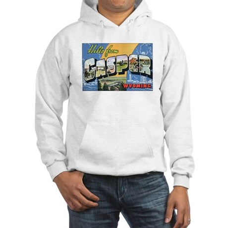 Casper Wyoming Hooded Sweatshirt