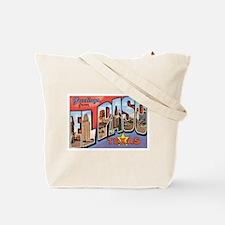 Casper Wyoming Tote Bag