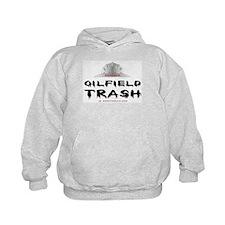 Redneck Oilfield Trash Hoody