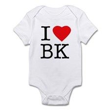 I Love Brooklyn Infant Bodysuit