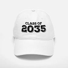 Class of 2035 Baseball Baseball Baseball Cap