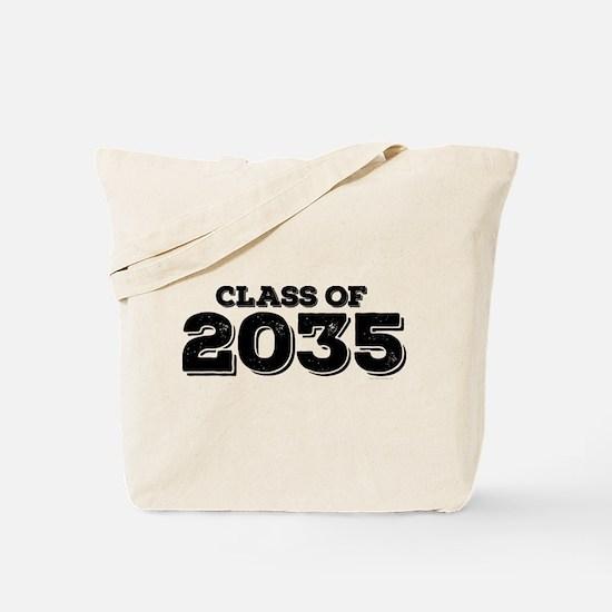Class of 2035 Tote Bag