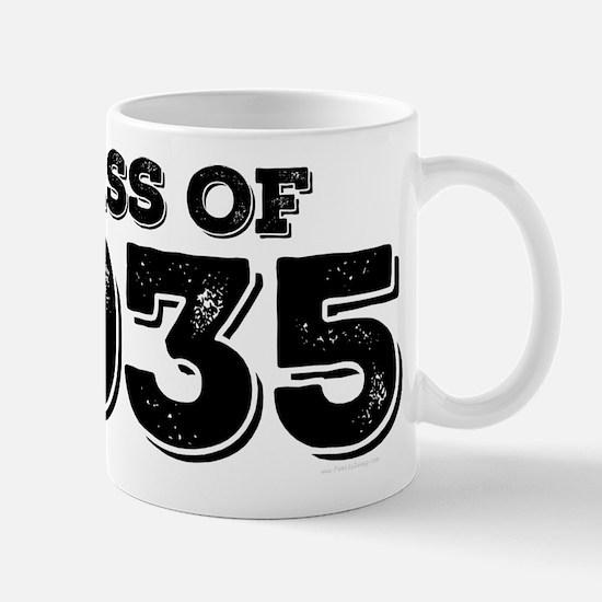 Class of 2035 Mugs