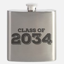 Class of 2034 Flask