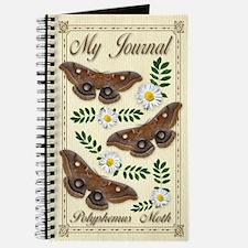 Polyphemus Moth Journal