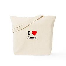 I heart Amto Tote Bag