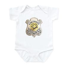 Cincinnati Police Infant Bodysuit